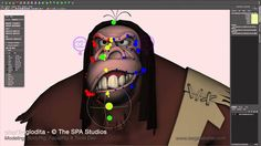 3D Rigging Demo HD: Troglodita Rig by Sergi Caballer. Featured on CGMeetup http://www.cgmeetup.net/home/troglodita-rig-demo-by-sergi-caballer/