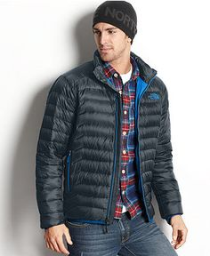 The North Face Jacket, Santiago 600 Fill Down Jacket - Mens Shop All The North Face - Macy's