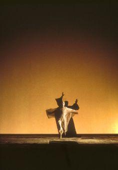 1977/78 La tempesta di William Shakespeare, regia di Giorgio Strehler, foto Luigi Ciminaghi