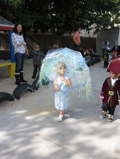 jelly fish costume.