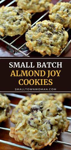 Cookies Almond Joy, Chocolate Chip Shortbread Cookies, Toffee Cookies, Yummy Cookies, Funfetti Cookies, Roll Cookies, Baking Cookies, Bar Cookies, Oatmeal Cookies