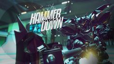 Download Reinhardt Overwatch Game 5120x2880