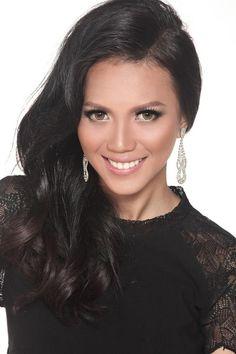 Rebeka Steven Puteri Indonesia 2015 Contestant