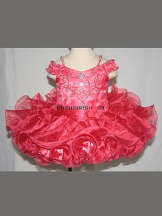 Cheap Baby Pageant Dresses | Baby Girls Pageant Dress 309_Little Girl Cupcake Tutu Dresses_Cheap ...