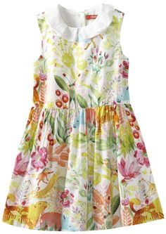 Oilily Girls 2-6X Dilly Dress: Clothing - #junkydotcom kids