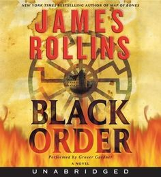 Black Order - James Rollins Audiobook MP3