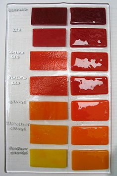 Types of art glass explained, what best to use it for and where to buy it. Includes fusible, opal and cathedral glass.