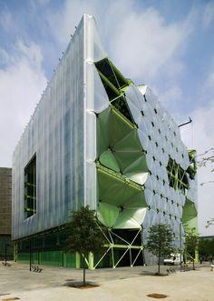 Edificio MediaTic Barcelona