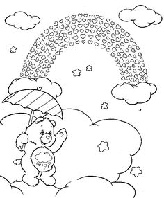 free care bear coloring pages 7 | Miseducated