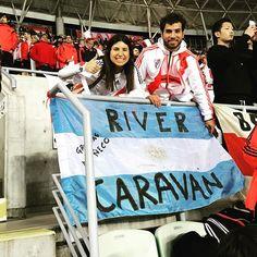 ✈️ Caravan BA family supporting River Plate at FIFA world cup #Japan  La familia de Caravan BA hinchando por River Plate en el Mundial de Clubes #Japon . #pasion #passion #love #live #travel #futbol #soccer #support #fifa #worldcup #travelers #asia #osaka #tokio #mundialdeclubes #mundial #river #riverplate #nagai #travels #viajar #viajes #family #familia #happy #happiness #felicidad #serfeliz