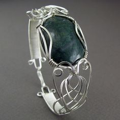 Art Nouveau Bangle Tutorial | Flickr - Photo Sharing!