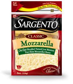 Sargento Mozzarella Cheese