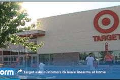 Target is largest retailer to ask customers to shop without carrying guns.