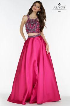 The Hottest Dress Designer hands down! Alyce Paris.  Check out their dresses at alyceparis.com Style #6778 #http://pinterest.com/alyceparis