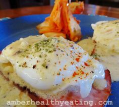 Croque Monsieur Benedict- Keto Low Carb High Fat Decadent