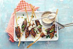 Wat couscous en gegrilde groenten erbij en je hebt een heerlijke mediterrane maaltijd - Recept - Allerhande