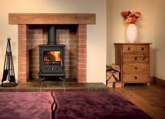 If I am still in this house next autumn I want to install one of these, missing the fire! Firefox 5 cast iron stove uk