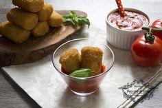 I paccheri fritti sono facili e golosissimi, tipici della cucina campana. Un antipasto stile finger food che conquisterà qualsiasi palato: una vera bontà!