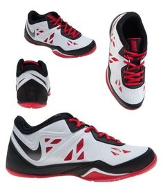 Nike Air Ring Leader Low 2 Men s Basketball Shoes Sneakers 637380 003 NEW 4d1843738