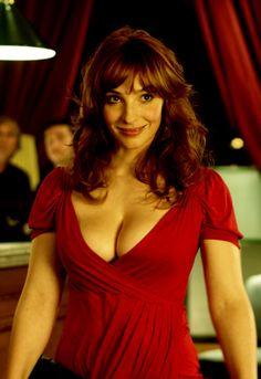 Cristina vixxen redhead