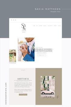 Design Websites, Site Web Design, Website Design Layout, Blog Layout, Wordpress Website Design, Design Blog, Website Designs, Website Design Inspiration, Layout Inspiration