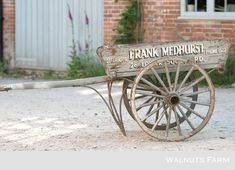 Walnuts Farm – the rustic shoot location house   PROPS