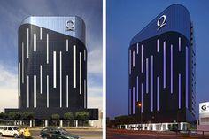 Omega Building, 2012
