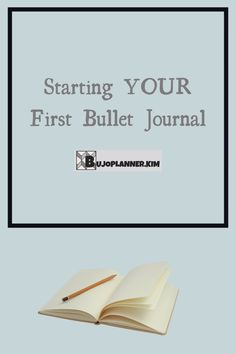 It can be confusing and overwhelming, it can bring out perfectionism issues. All this for a starting your first bullet journal. How to get started with bullet journaling, what to do in the first few pages, and then work out what to put for each month and week. It's a great way to get organized and productive. Your bullet journal is going to be your no 1 go to tool! Bullet Journal How To Start A, Bullet Journal Junkies, Bullet Journal Layout, Bullet Journal Inspiration, Bullet Journals, How To Overcome Stress, Bujo Weekly Spread, Life Organization, Journaling
