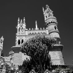 Castle - Spain, Hand made
