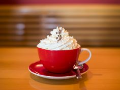 Hot Chocolate :-) Fasties Altstadt Cafe Restaurant, Catering, Tableware, Hot, Kitchen, Mediterranean Kitchen, Old Town, Home Made, Cuisine