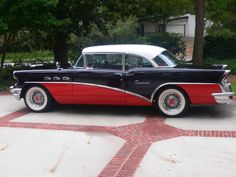 1956 Buick Special Riviera the classical dream