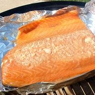 Maple  Spice Salmon Marinade