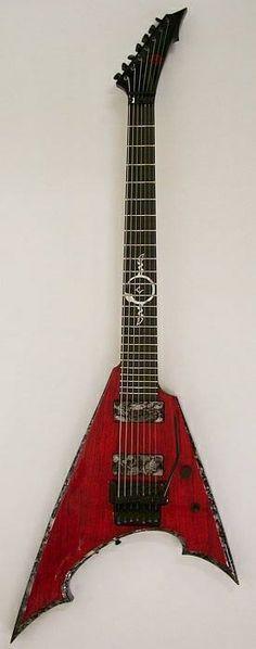Amfisound Guitars Custom Shop Atrain 7