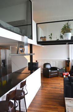 A vendre : magnifique loft avec vue imprenable sur Lyon
