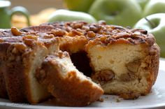 crock pot apple pie coffee cake