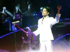 Prince in London