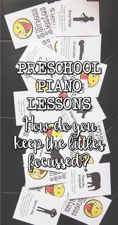Learn how I plan for my lessons with 3 and 4 year old piano students http://colourfulkeys.ie/top-tips-keeping-preschool-piano-lesson-control/