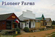 Pioneer Farms...fun field trip for the kids