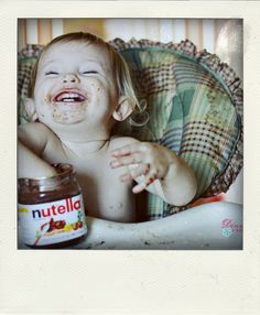 Un gourmand de nutella