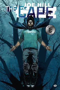 The Cape, comic by Joe Hill