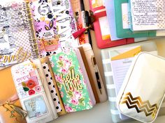 Travelers Notebook and Planner Layout - Scrapbook.com