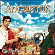 Back in 2013, Hurrican Games created an interactive board game box for its game Augustus. The AR video that still appears today when you scan the cover entertains players and gives interactive directions for the game. The game was distributed in 32 countries and nominated for the prestigious Spiel des Jahres in 2013. Scan the image of the box on the left to see Augustus come to life!