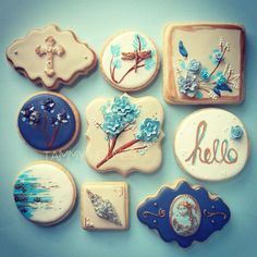 Tammy Holmes cookies