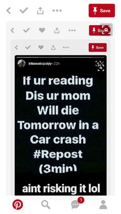 Not risking this stuff!! I need my momma!! #repost