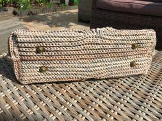 De Schelp tas haken, het hele patroon – Haken en breien met Samar Samar, Mandala, Bags, Crochet Purses, Totes, Handbags, Taschen, Mandalas, Purse