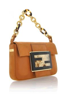 FENDI- not my most favorite bag line, but this one I love!