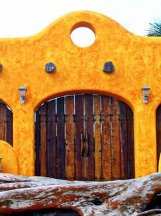 Buildings on Isla Mujeres Mexico www.casitassayulita.com