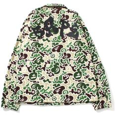 http://us.bape.com/products/hieroglyph-camo-coach-jacket