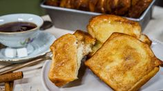 Cinnamon and Sugar Pull Apart Bread
