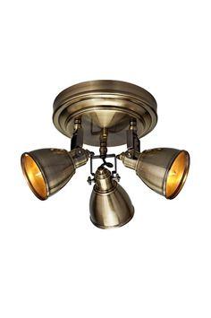 Markslöjd Antik Loftlampe FJÄLLBACKA